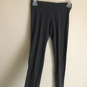 Dark gray Aeropostale leggings workout pants